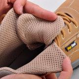 Zapatos de seguridad de cuero del no metal de Nubuck para los trabajadores M-8150