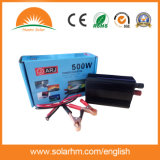 (Hm-s-500) 500W de Omschakelaar van de ZonneMacht met de Lader van de Batterij