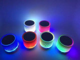 TF Card/FM Radio (ID6005)の多彩なLED Light Portable Bluetooth Speaker
