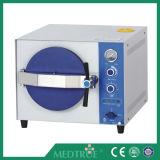 Tipo inteiramente automático médico autoclave do microcomputador do Sterilizer do vapor da parte superior de tabela