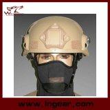 Mich Nvg 마운트 보조 궤도 활동 버전 전술상 Airsoft 헬멧 안전 헬멧을%s 가진 2002년 헬멧