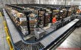 包装企業のステンレス鋼のローラーコンベヤー