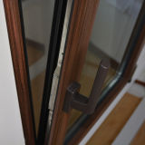 [كز112] [هيغقوليتي] ألومنيوم قطاع جانبيّ خشبيّة داخليّة ميل & دور نافذة