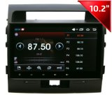 Dispositivo do carro para MP5/GPS /Bt/iPod/iPhone 5s para Toyota Landcruiser (HD1006)