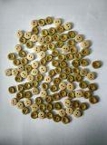 4h 15mm / 20mm bouton en plastique pour panty ou manteau