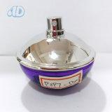 Bottiglia di profumo di vetro dello spruzzatore speciale ovale Ad-P397