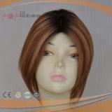 Kurze Längebob-Art-Haut-oberste volle menschliche Jungfrau-Haar-Vorderseite-Spitze-Perücke