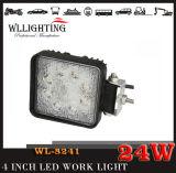 """4 """" Auto LEIDENE van het Voertuig 24W Werkende Lamp"""