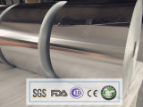 le GV de 8011-O 0.009X295mm a certifié le roulis de papier d'aluminium de ménage