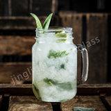 Fiole de maçon en verre intéressante de Qualtiy/fiole en verre de maçon