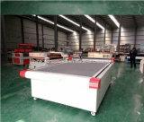 Máquina de cartón corrugado del cortador del cuchillo del CNC para la industria de la fabricación de cajas