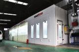 Cabina de la pintura de la cabina de aerosol de la colisión de la reparación del acabamiento de Autobody Paintshop del Ce