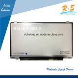 Панель B140rtn03.2 дюйма 1600*900 TFT LCD Auo 14 для индикации СИД Lvds TFT экрана LCD компьтер-книжки