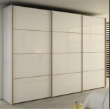 Ritz New Design Bedroom Furniture Sliding Door Wardrobe Closet