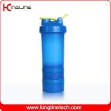 بلاستيكيّة خلاط رجّاجة زجاجة مع 2 وعاء صندوق