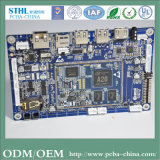 HDMI LCD 제어기 보드 SMT PCB 회의 공장