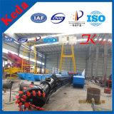 中国の製造の油圧切断の吸引の浚渫船(KDCSD400)