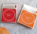 El acondicionamiento de los alimentos seguro de la impresión Uno mismo-Se adhirió bolsos
