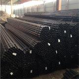 Pipa de acero recocida negra redonda superficial galvanizada