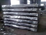 Толь волны воды стальной/польностью лист трудного Gi G550 Corrugated стальной