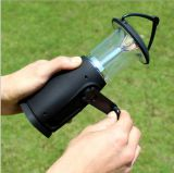 Camping LED Light ABS Bright Rechargeable Lantern Solar Outdoor Light
