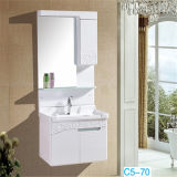 PVC Bathroom Vanity de New Design Floor Standing de la alta calidad con Mirror