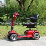 E-Самокат электрической удобоподвижности 4 колес пожилой (ST098)