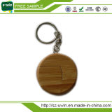 Madera de disco flash USB con Logo Grabado