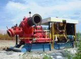 18 de Pomp van de Baggermachine van het Grint van het Zand van de duim