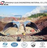 Canali sotterranei d'acciaio ondulati all'ingrosso del grande diametro della Cina