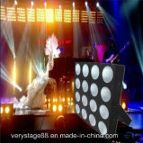 LED Matrix3 에서 1 4*4 LED Matrix Blinder/Pix Panel /Stage Light Disco Light RGB