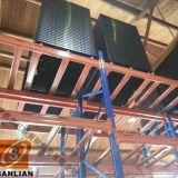 Het hete Rekken/de Plank van de Pallet van de Opslag van het Metaal van de Verkoop Populaire Op zwaar werk berekende