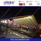 La tente de mariage la plus neuve avec la doublure de décoration, plafond, rideau