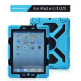 3層の保護小型iPadのための多彩なラップトップカバー箱