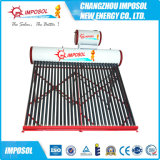 Chauffe-eau solaire pressurisé élevé de bobine de cuivre