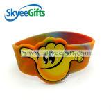 Bracelet chaud Populare de silicone de qualité de vente