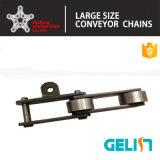 ステンレス鋼または炭素鋼の中国の最もよい品質の砂糖きびの製造所のコンベヤーの鎖