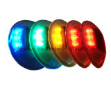 IP68 LED de plástico ojos de gato ligero / Solar Camino Stud