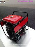 Bj 20A 2 출구와 프레임을%s 가진 휴대용 화재 싸움 펌프