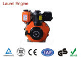 공냉식 단 하나 실린더 디젤 또는 가솔린 또는 가스 연료 엔진 펌프