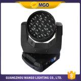 Beweglicher Kopf beleuchtet RGBW 4 in 1 12W LED beweglichem Hauptlicht