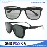 Neue Form konzipierte eingespritzte optischer Rahmen-Sonnenbrillen