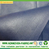 Tela laminada PP+PE do Nonwoven de /Coated