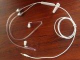Cuffia avricolare della cuffia del Mic della gola per il walkie-talkie