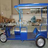 Mrf 패턴 3 바퀴 기관자전차 타이어 또는 Rikshaw 타이어 또는 Tuk Tuk 타이어 4.00-8