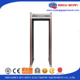 Walk Through Metal Detector Door with LED Lights Alarme