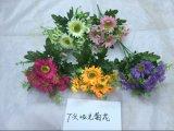 Fiori artificiali del crisantemo Gu-Xy15012-10