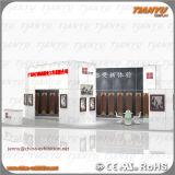 De Handel van Yu van Tian toont de Vertoning van de Achtergrond van de Stof van het Aluminium