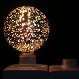 2016 Nuevos productos LED3d los bulbos de luz de fuegos artificiales de la bola