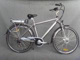 "28 "" LED 헤드라이트와 힘 표시기를 가진 36V 전기 자전거"